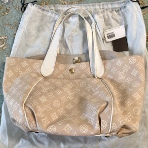 Authentic Louis Vuitton Cabas ipanema tote pm